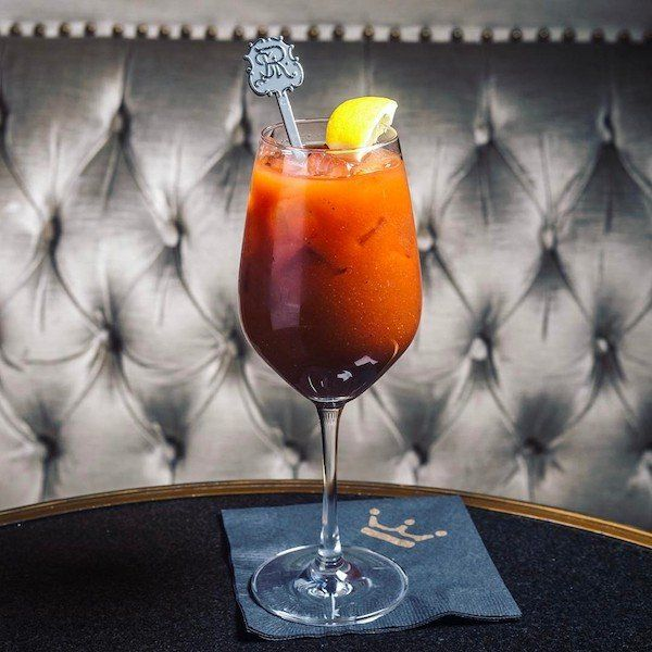 The Bloody Mary Is A Delicious Looking Drink (20 pics)