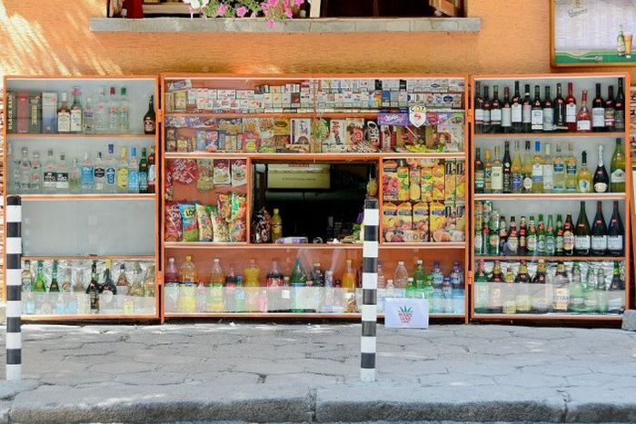 Cellars Of Sofia Are Perfect Little Shops (14 pics)