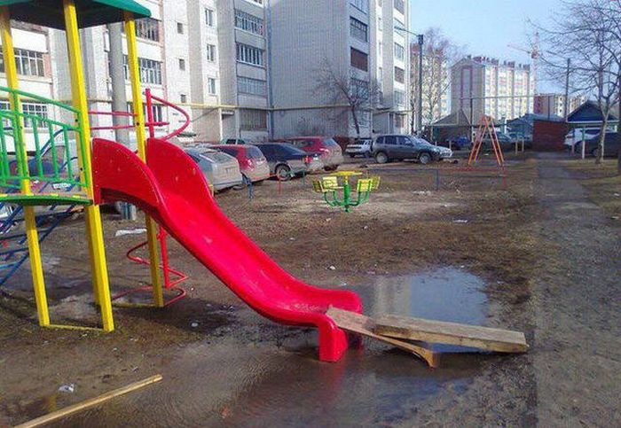 Russia Takes Everything You Thought Was Normal And Destroys It (38 pics)