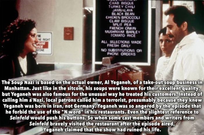 Things You Really Need To Know About Seinfeld (18 pics)
