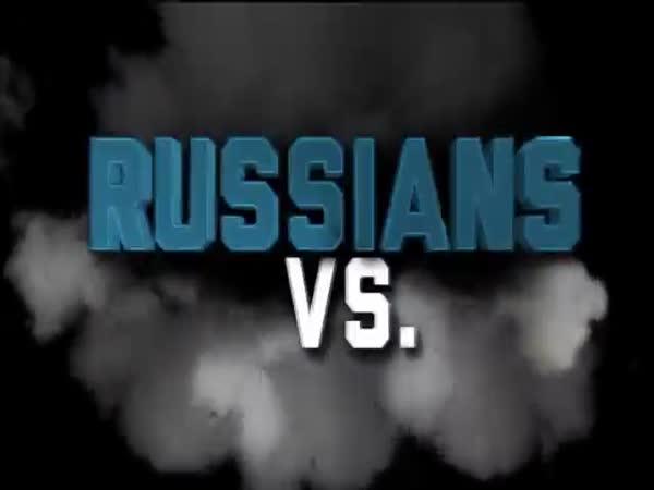Russians Vs Rednecks
