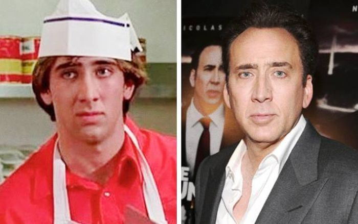 Famous Actors Who Changed Tremendously Since Their Early Days (13 pics)
