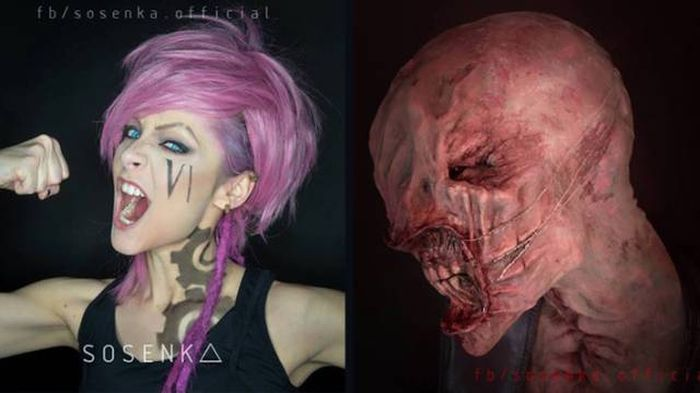 This Girl Is Hot And Terrifying At The Same Time (21 pics)