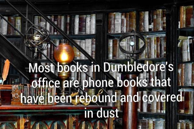 Creators Of The Harry Potter Series Must Have Used Magic (70 pics)