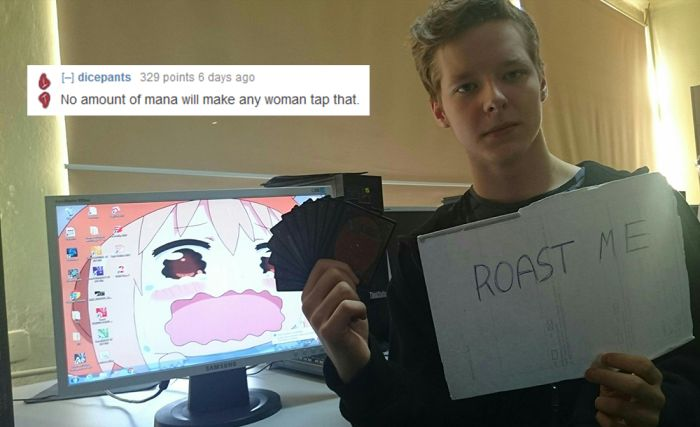 People Who Got Incinerated After Asking To Be Roasted (15 pics)