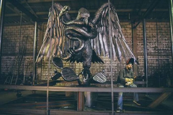 Welding Can Turn Metal Into Unreal Art (26 pics)