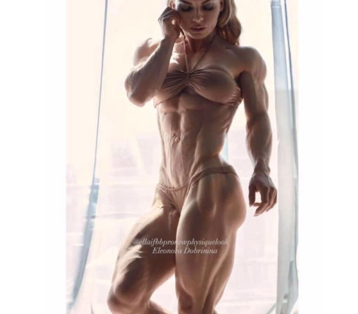 It's Shocking How Ripped This Bodybuilder Actually Is (12 pics)