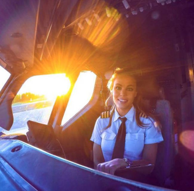 This Swedish Airplane Has The Hottest Pilots Ever (31 pics)