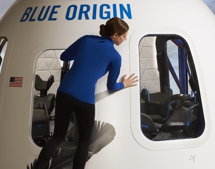 Blue Origin Will Take People Into Orbit (5 pics)