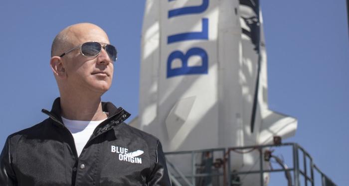 Blue Origin Will Take People Into Orbit (5 pics)