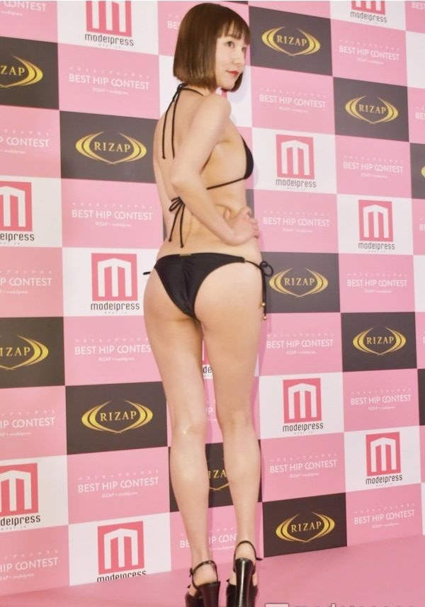 These Japanese Women Have The Best Butts In The Country (11 pics)