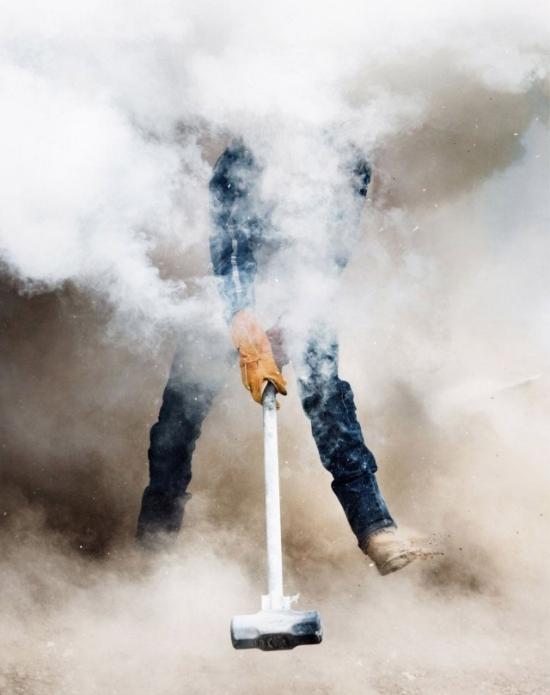 The Firecracker Sledgehammer Festival Is Unlike Anything You've Seen (9 pics + video)