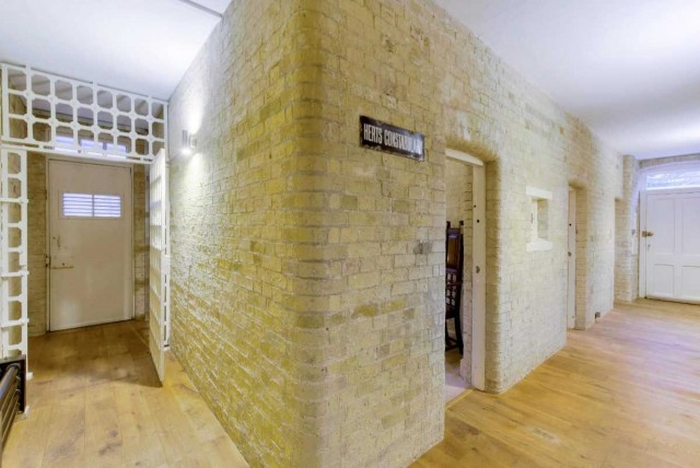 Former Police Station Turned Into An Incredible Family Home (22 pics)