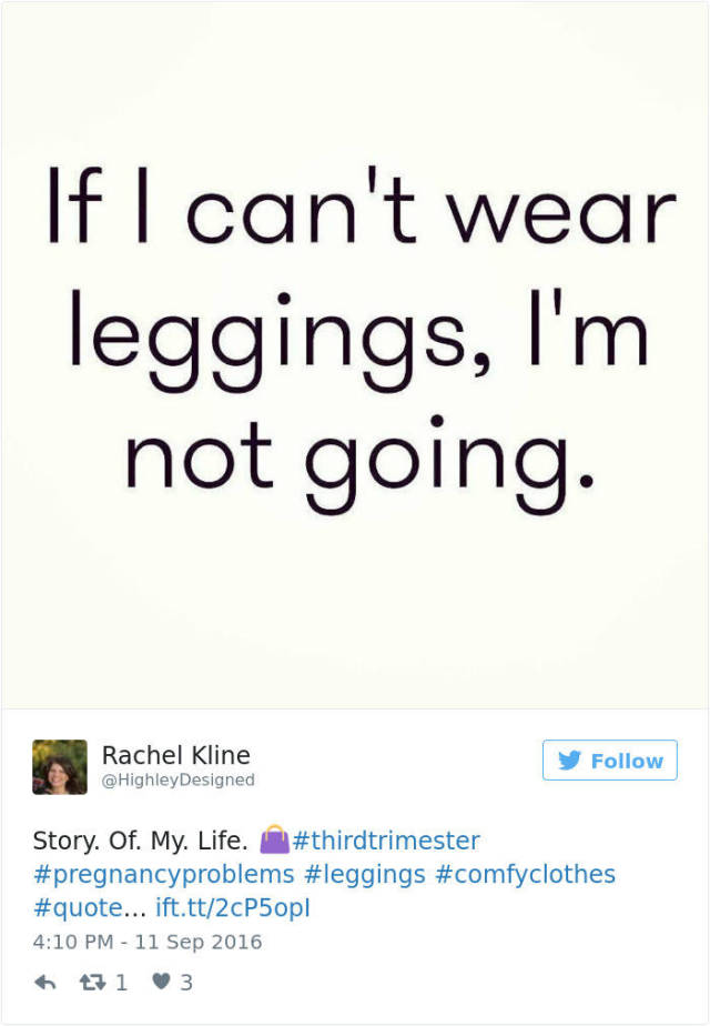 Tweets That Prove Pregnancy Is A Ridiculous Amount Of Work (49 pics)