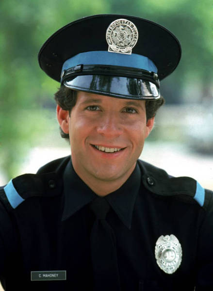How Police Academy Cadet Carey Mahoney Changed Over 40 Years (19 pics)