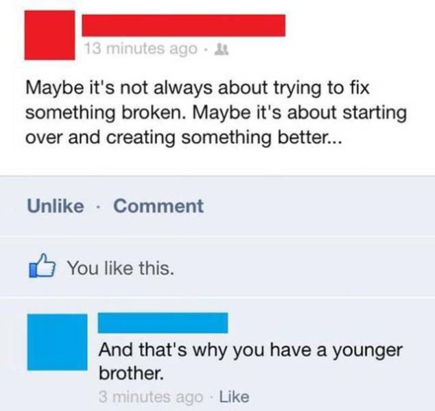Insults That Are So Brutal They Can't Be Denied (25 pics)