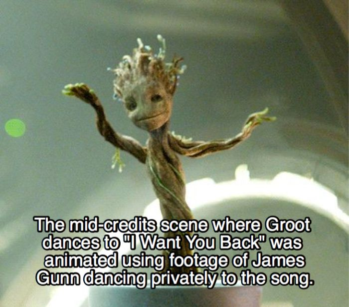 Facts About Guardians Of The Galaxy That Are Out Of This World (20 pics)
