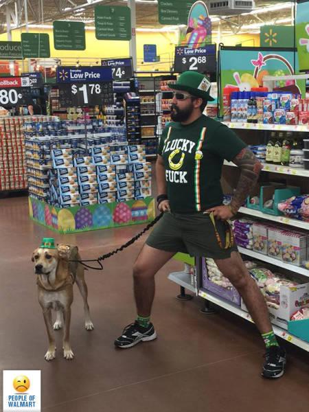 People of Walmart. Part 35 (47 pics)