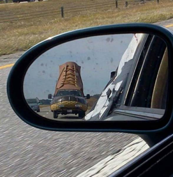 The Worst Things You Could Ever Possibly See On The Road (55 pics)