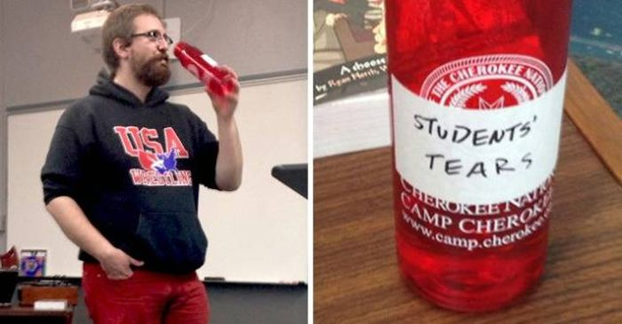 Nobody Would Ever Skip School If All Teachers Were Like This (18 pics)