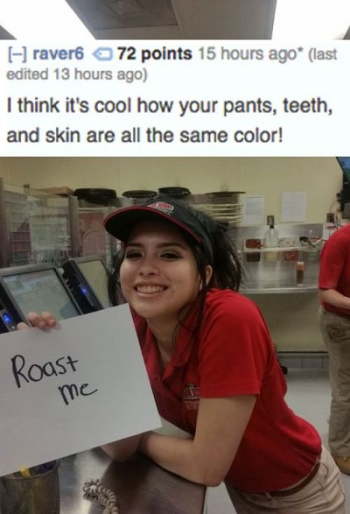 Very Specific Roasts That Burned People To The Core (11 pics)
