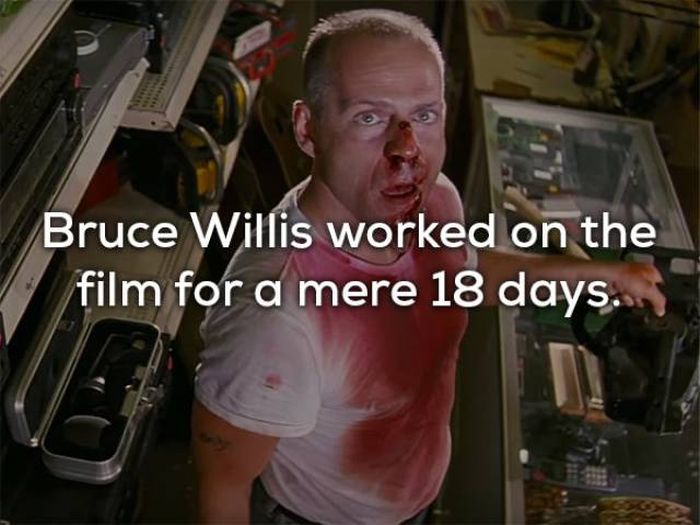 Facts That Prove Pulp Fiction Is One Of The Coolest Movies Ever (19 pics)