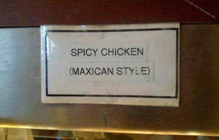 Buffet Items That Are Highly Questionable (12 pics)