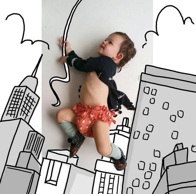 Bansky Goes On Illustrated Adventures (26 pics)