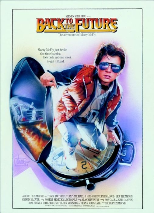 Awesome Alternate Posters For Back To The Future (41 pics)