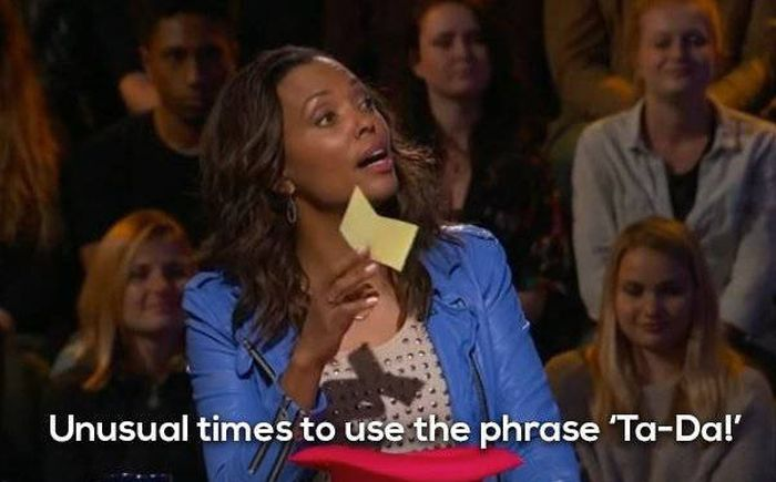 Hilarious Moments From Whose Line Is It Anyway? (20 pics)