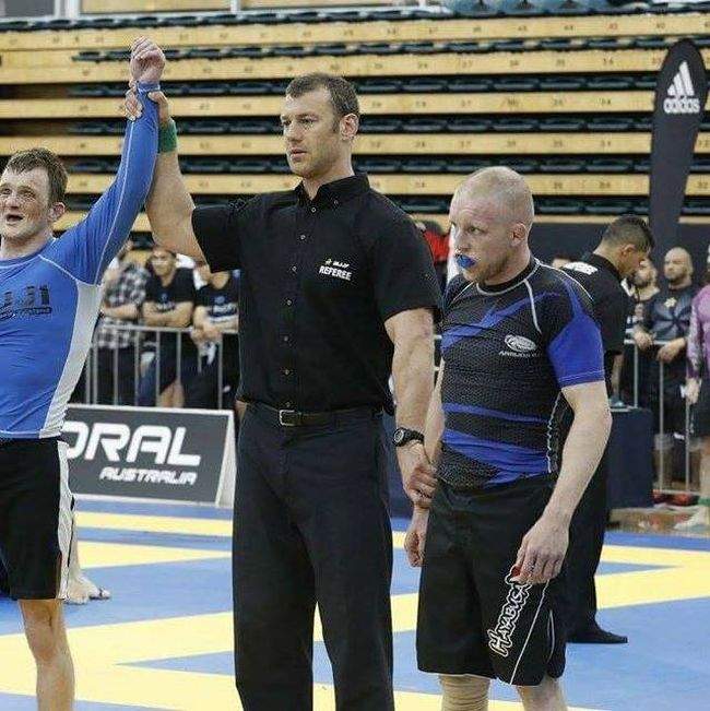 This Blind Wrestler Is Fighting For His Shot At Greatness (8 pics)
