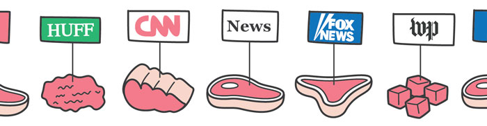 Clever Comic Sums Up How The Media Actually Works (9 pics)