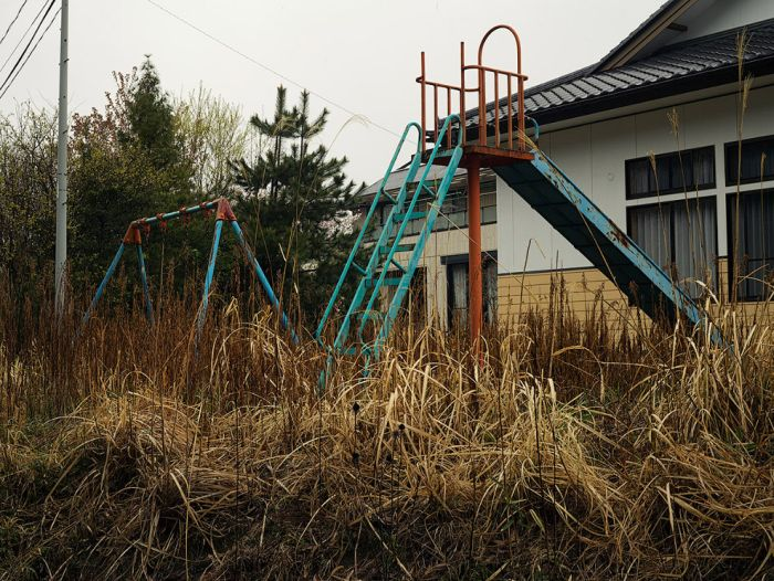 Pictures From The Red Zone Of Alienation In Fukushima (26 pics)