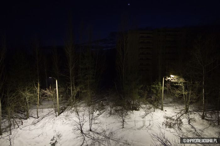 Lights Get Turned On In Pripyat For The First Time In 30 Years (32 pics)