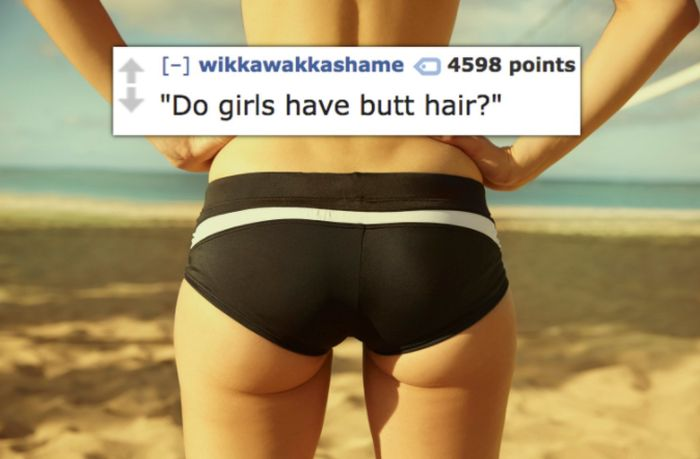 Ridiculous Questions People Really Asked In Sex Ed (19 pics)