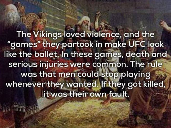 Awesome Things You Never Learned About Vikings In School (15 pics)