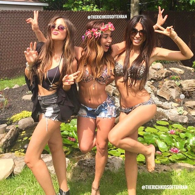 Rich Kids Of Tehran Shows Off The Lifestyle Of Iran's Ruling Elite (24 pics)