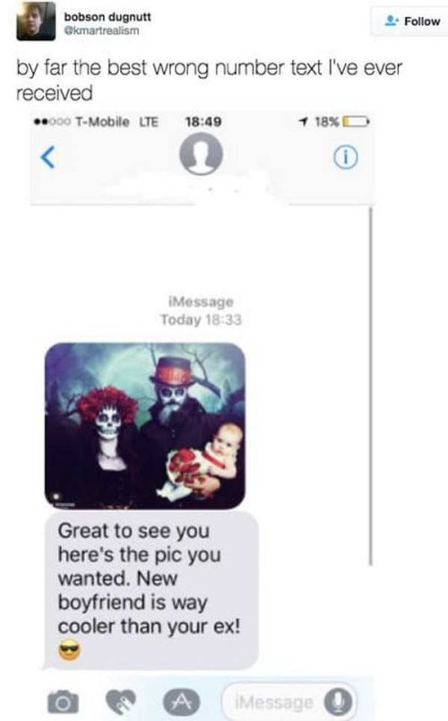 Best Wrong Number Texts In The History Of Wrong Number Texts (21 pics)