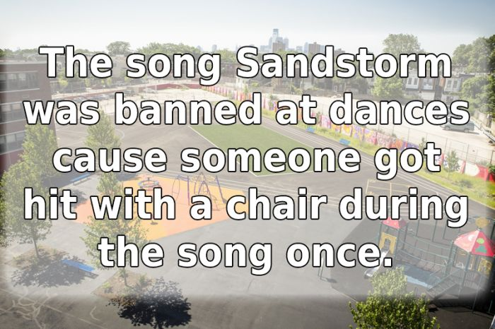 People Reveal Ridiculous Things That Got Banned At Their School (20 pics)