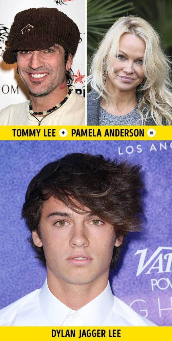 Celebrity Sons Who Are Just As Fabulous As Their Star Parents (12 pics)