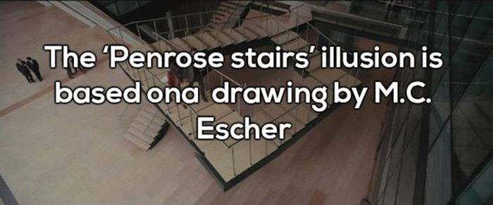 Crazy Facts About Inception That Don't Make It Less Complicated (12 pics)