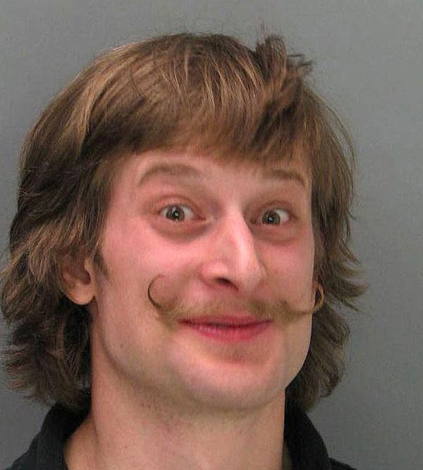 The Most Awesome Collection Of Funny Mug Shots On The Internet (29 pics)