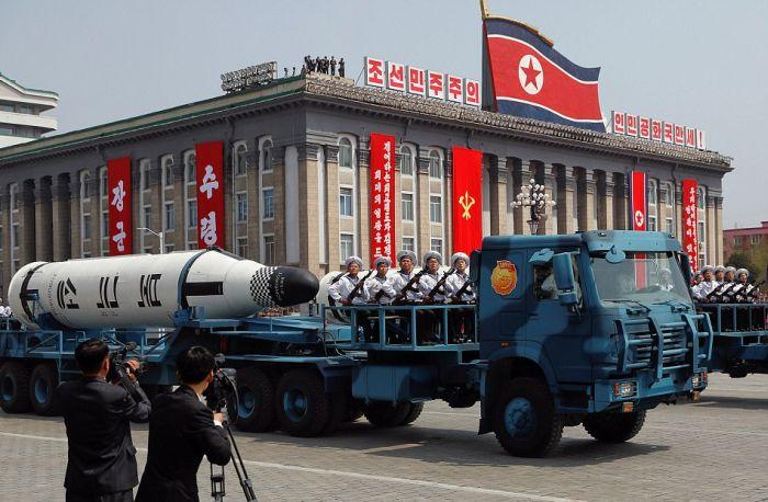 Kim Jong-Un's Special Forces (12 pics)