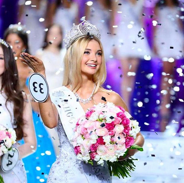 Polina Popova Is Officially Miss Russia 2017 (20 pics)