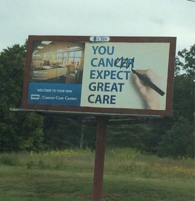 Billboards That Were Clearly Designed By Geniuses (24 pics)
