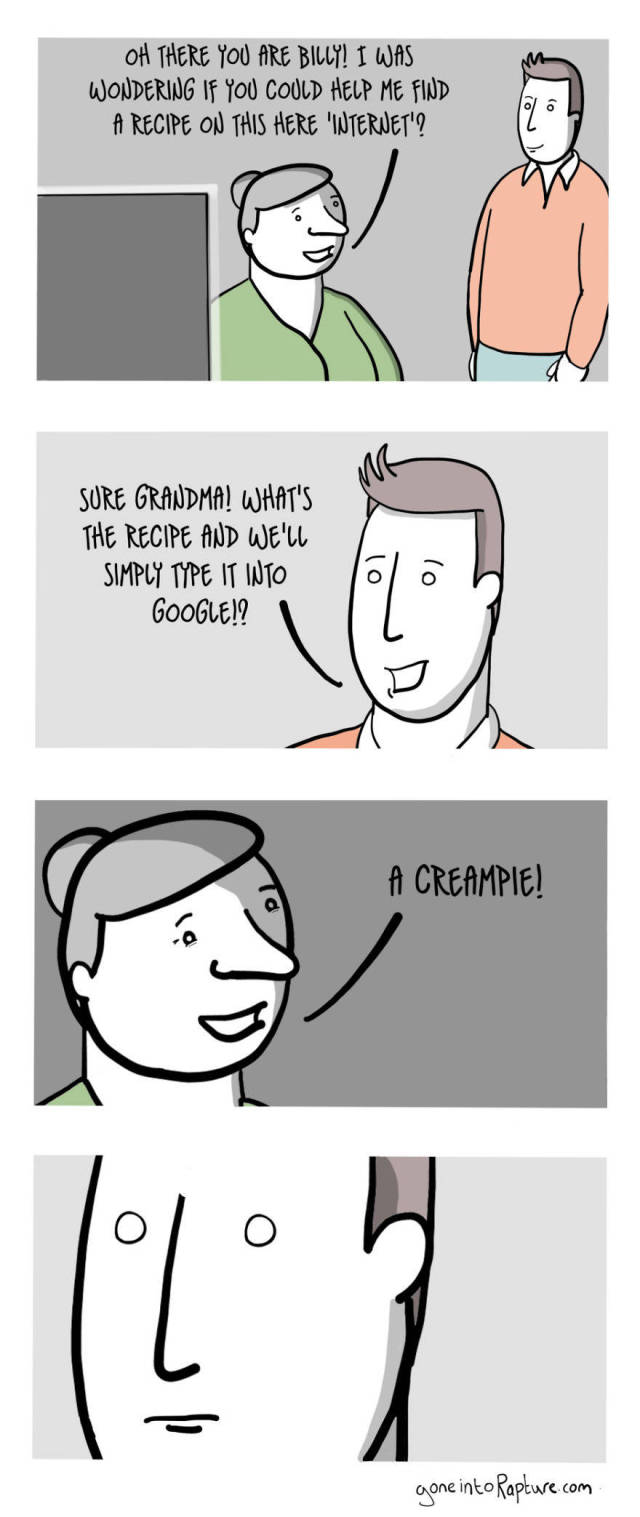 These Comics Were Created To Destroy Everything That You Love (52 pics)