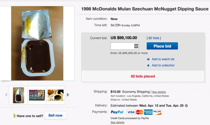 Rick And Morty Creator May Have Tried To Sell Mulan Szechuan Sauce (2 pics)