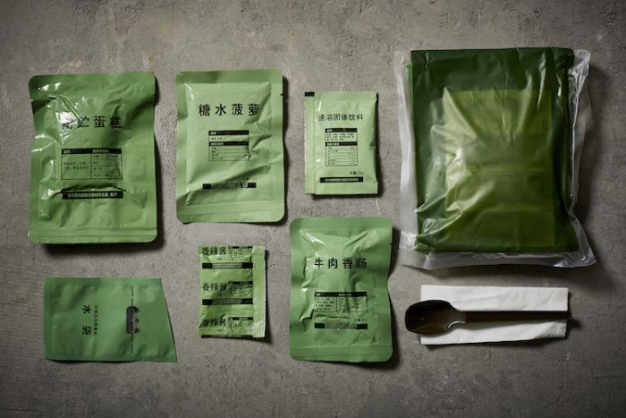 What Dry Rations Look Like For Soldiers Around The World (16 pics)