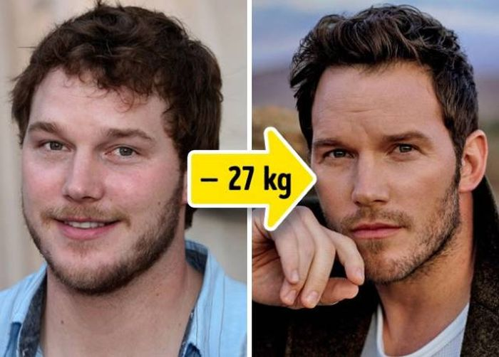 Stars Who Went Through A Lot To Drop Some Serious Weight (14 pics)