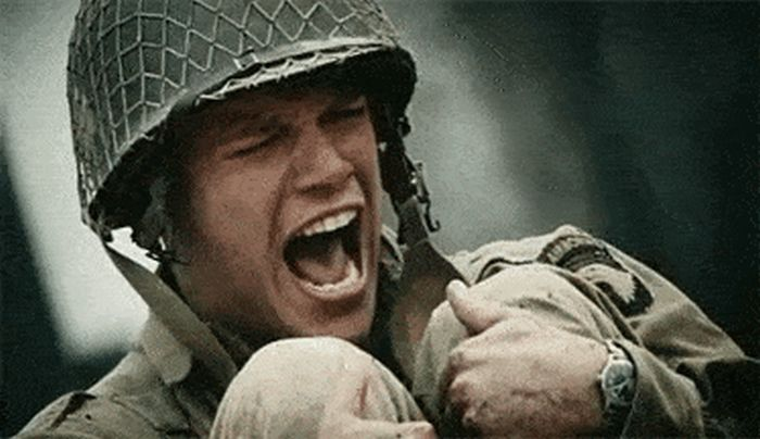 Reaction Gifs That All Of Us Can Relate To (17 gifs)